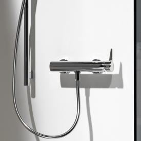 Laufen VAL exposed, single lever shower mixer, for SWITZERLAND