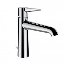 Laufen VAL single lever basin mixer, M with pop-up waste set