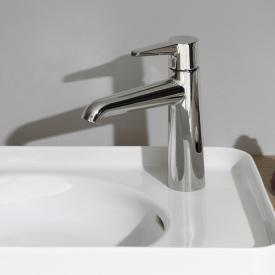 Laufen VAL single lever basin mixer, M without pop-up waste set