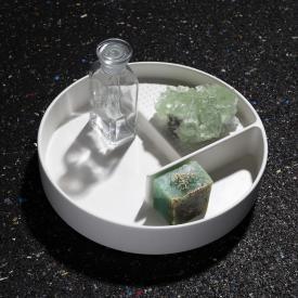 Laufen VAL  storage bowl round white