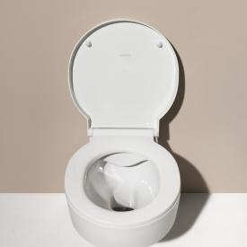 Laufen VAL toilet seat with lid white