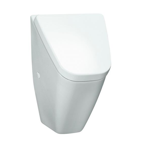 Laufen vila urinal, rear supply with lid mounting