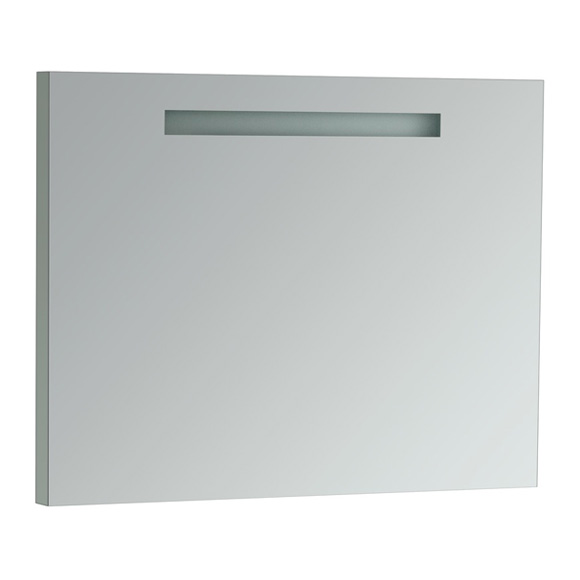 LAUFEN Alessi One mirror with lighting