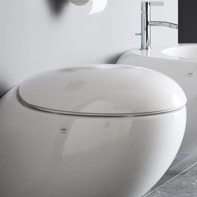 Laufen Alessi One toilet seat with lid white
