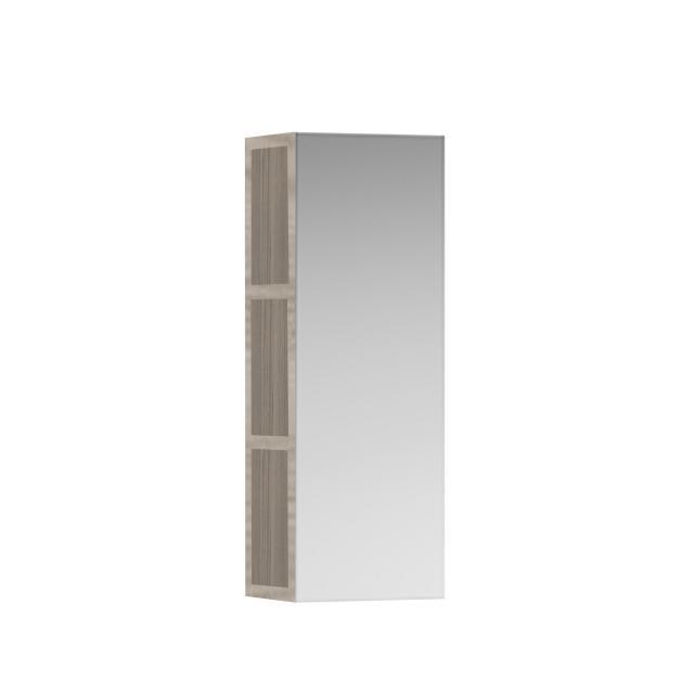 Laufen Base open mirror element light elm