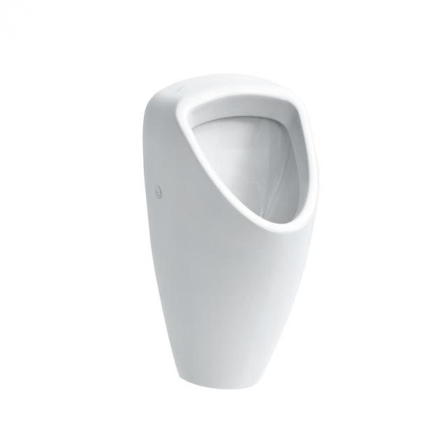 LAUFEN Caprino Plus urinal white, with Clean Coat, rear supply