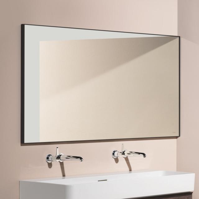 LAUFEN frame 25 mirror without lighting matt black