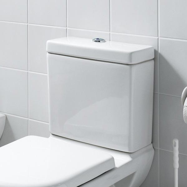 Laufen Pro cistern white, side water supply