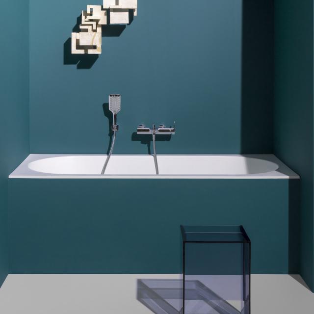 LAUFEN Pro rectangular bath, built-in