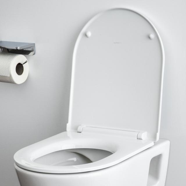 LAUFEN Pro toilet seat with slim lid with SoftClosing