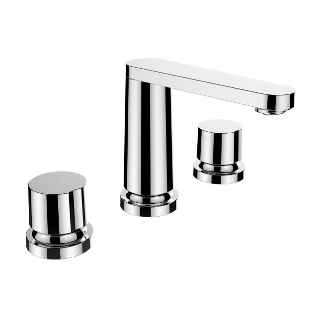 LAUFEN The New Classic three hole basin fitting without waste set