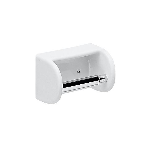 LAUFEN universal toilet roll holder white/chrome