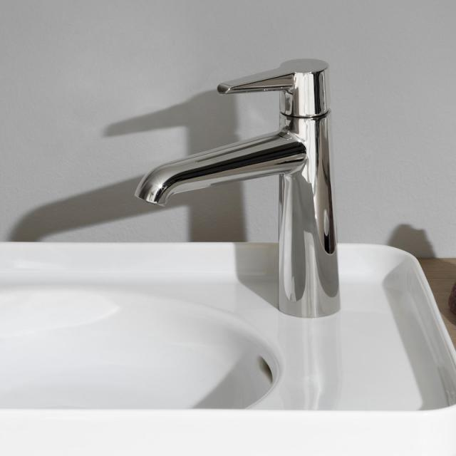 LAUFEN VAL basin fitting, M without waste set