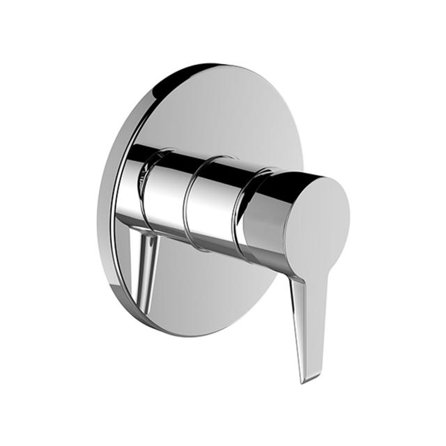 LAUFEN VAL concealed shower fitting chrome