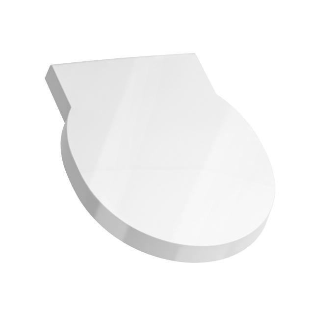 LAUFEN VAL urinal lid with soft-close white