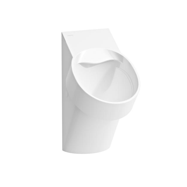 Laufen VAL urinal, rear supply white, with Clean Coat