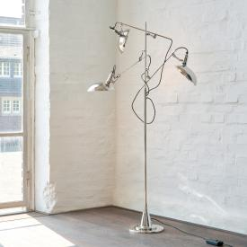 Lambert SWITCH ON floor lamp, 3-lights