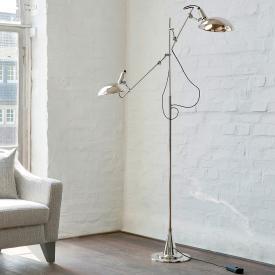 Lambert SWITCH ON floor lamp, double