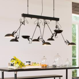 Lambert SWITCH ON pendant light, multi-module