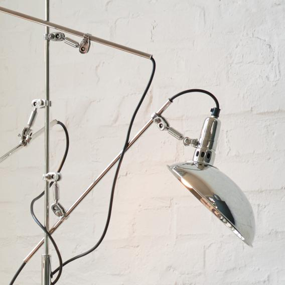 Lambert SWITCH ON floor lamp, 3-lights
