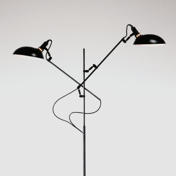 Lambert SWITCH ON floor lamp, double