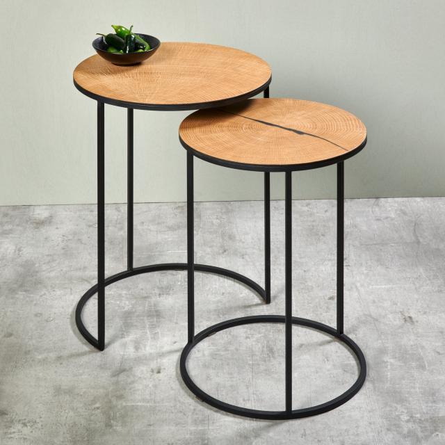 Lambert LIAYO set of 2 side tables