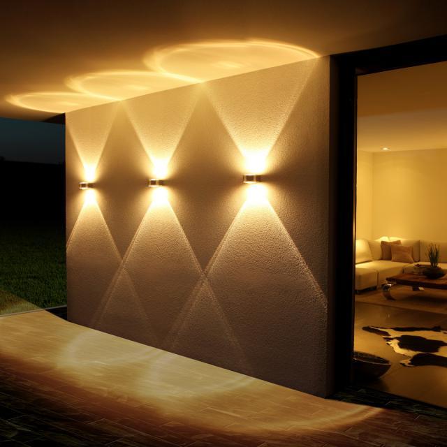 LCD 027 Up & Down wall light
