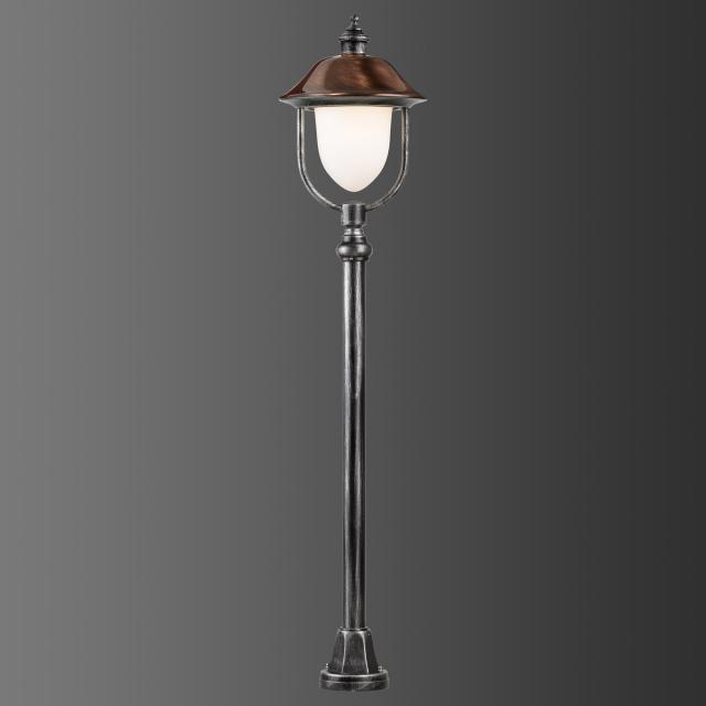 LCD 1155 floor lamp
