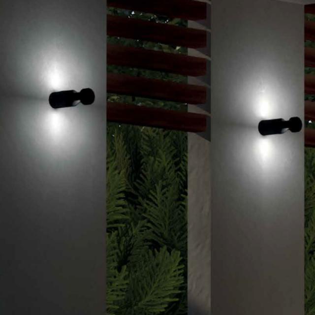 LCD 1400LED pedestal light