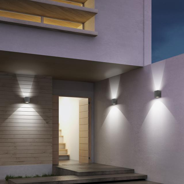 LCD 5025 LED wall light