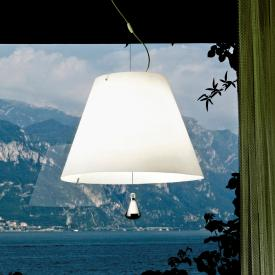 Luceplan Costanza pendant light up and down