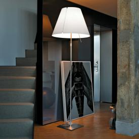 Luceplan Grande Costanza floor lamp with on/off switch, telescopic
