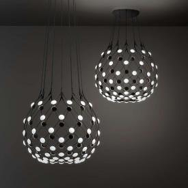 Luceplan Mesh D86 LED pendant light