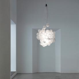 Luceplan Stochastic D87 LED pendant light