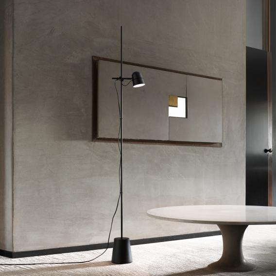 Luceplan Counterbalance D73t LED floor lamp with dimmer