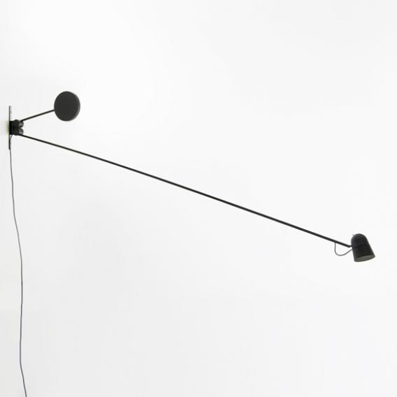 Luceplan Counterbalance LED wall light with dimmer
