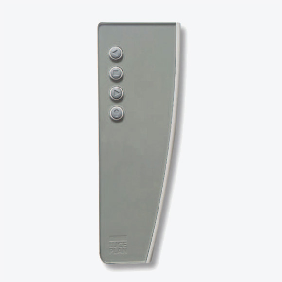 LUCEPLAN Blow D28r infrared remote control for ceiling light with ventilator