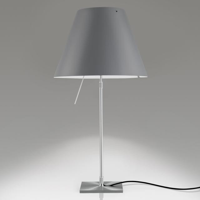 LUCEPLAN Costanzina table lamp with on/off switch and base