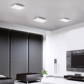Leuchten Direkt Flat LED ceiling light with dimmer and CCT