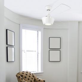 LEDS-C4 Ceos LED ceiling light/fan