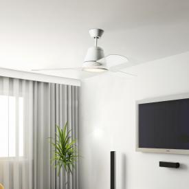 LEDS-C4 Tiga LED ceiling light/fan