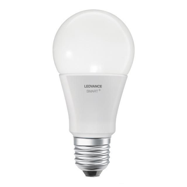 LEDVANCE LED Smart+ ZigBee Classic A, E27 dimmable
