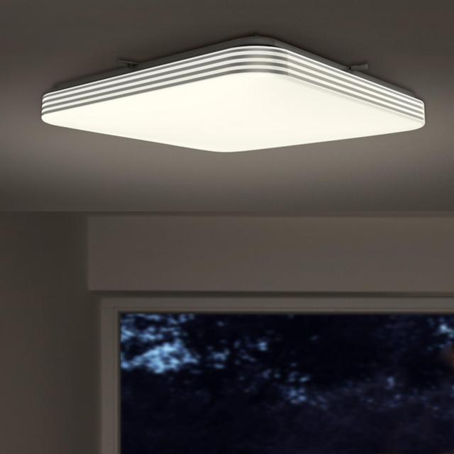 LEDVANCE Orbis LED ceiling light with motion sensor