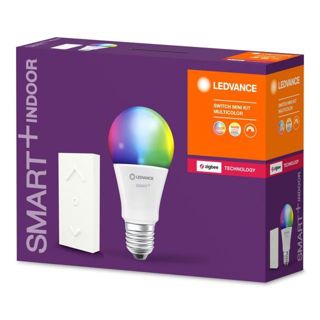 LEDVANCE Smart+ LED E27 multi-colour with Switch Mini starter kit