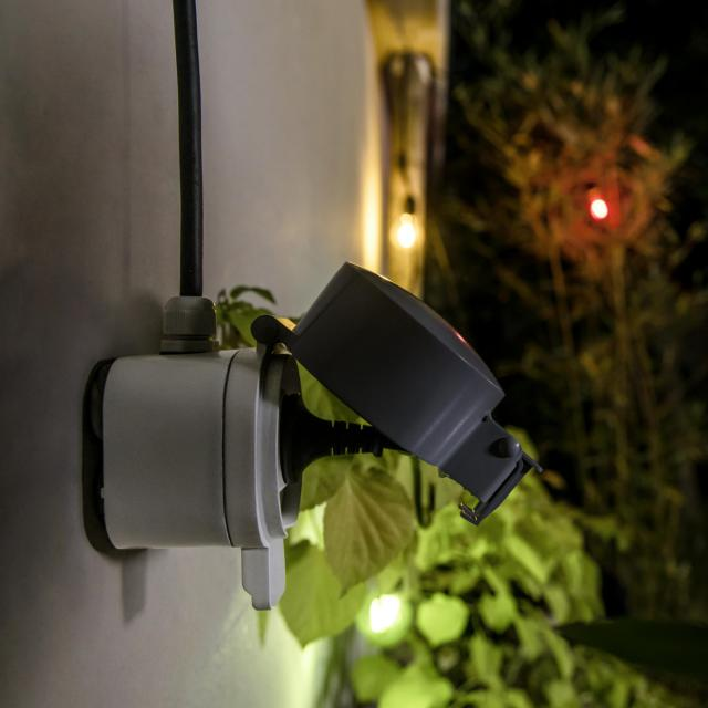 LEDVANCE Smart+ Outdoor Plug Schuko socket
