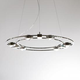 Licht im Raum Ocular 800 LED pendant light with uplight