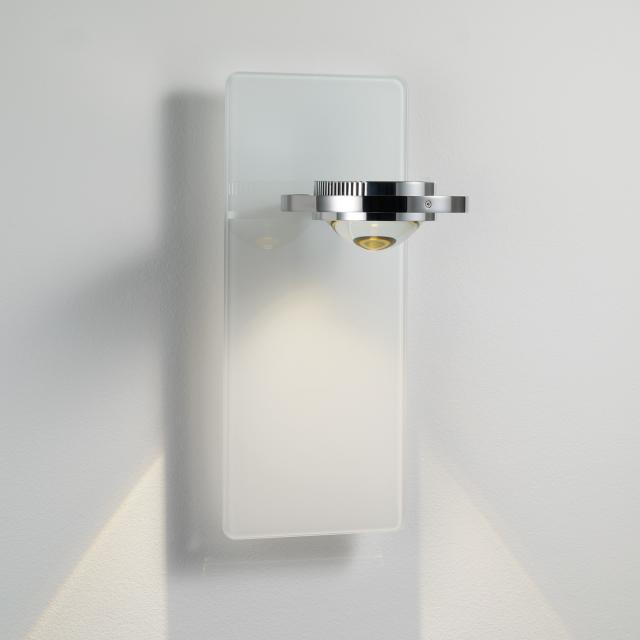 LICHT IM RAUM Ocular glass Series 100 LED wall light