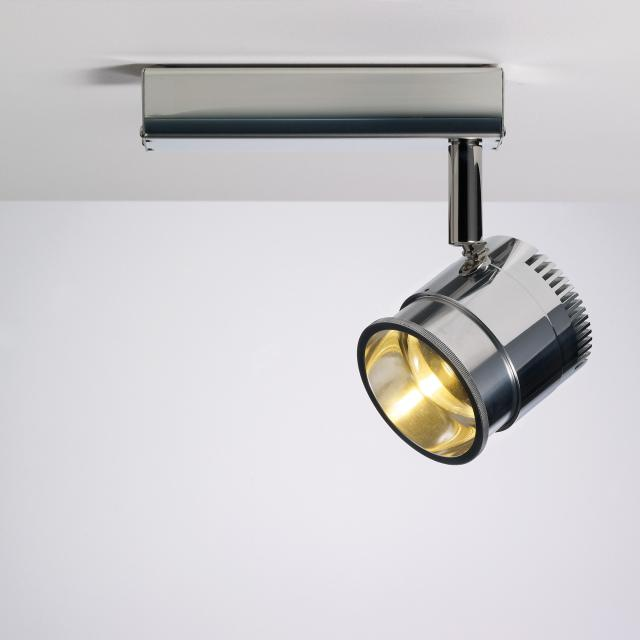 LICHT IM RAUM Ocular Spot 1 Zoom LED ceiling spotlight