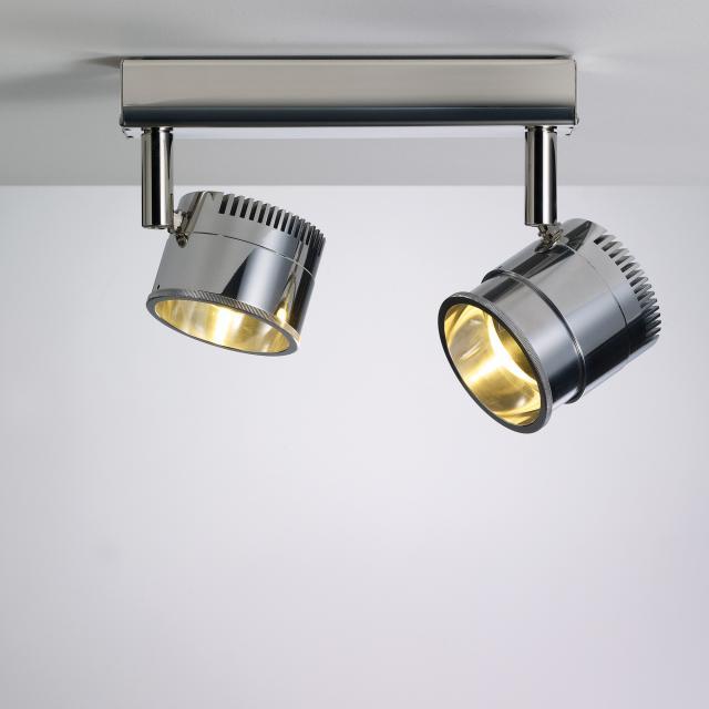 LICHT IM RAUM Ocular Spot 2 Zoom LED ceiling spotlight