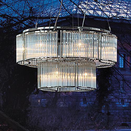 LICHT IM RAUM Stilio 7 / 4 pendant light
